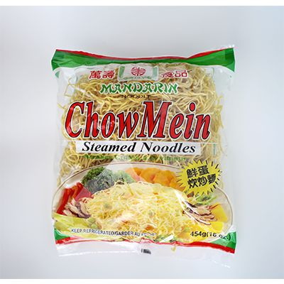 Save $.50 off any† ONE (1) Mandarin Noodle Chow Mein Steamed Noodles