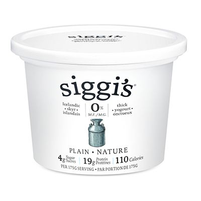 Save $1.00 off siggi's Icelandic skyr yogurt 500g, any flavour