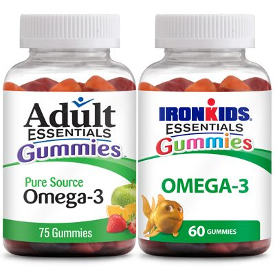 Save $2.00 on any Adult Essentials or IronKids Essentials Vitamin Gummies