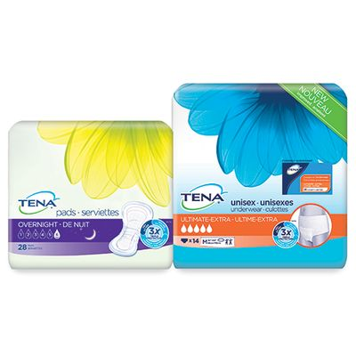 Save $2.00 On any one (1) TENA Product