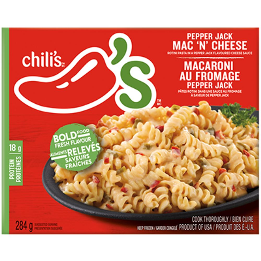 Save $1.00 on any ONE (1) Chili's frozen entrées 284 g