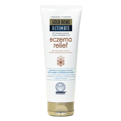 Save $5.00 On Gold Bond Ultimate Eczema Relief Cream 225mL