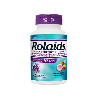 Save $1.00 On Rolaids Bottle Tablets, offer excludes the rolls.