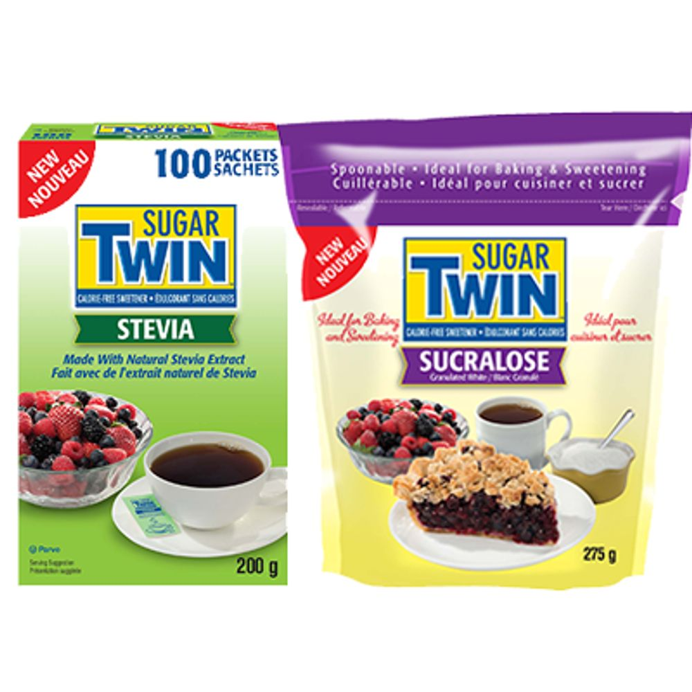 SAVE 75¢ on any one (1) Sugar Twin Product