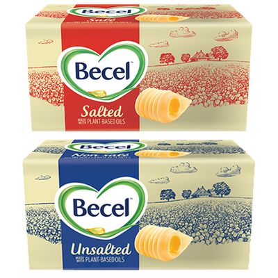 Save $1.50 on any Becel Plant-Based Brick Product (454g)