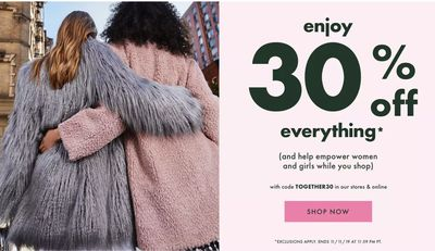 Kate Spade Pre Black Friday Sale: Save 30% Off Everything with Coupon Code!