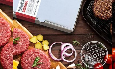 Meal Kits for Home at Hero Certified Burgers