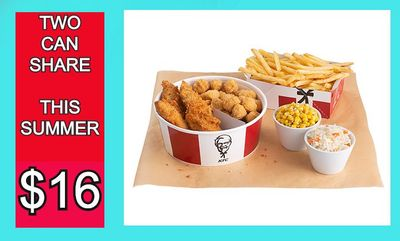 CHICK'N SHARE MEAL at KFC