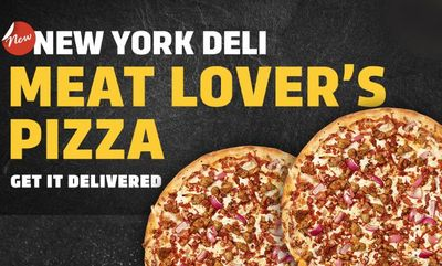 New York Deli Meat Lover's at 7-Eleven