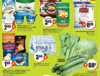 Freshco Ontario: Ruffles Potato Chips $1.47 After Coupon This Week