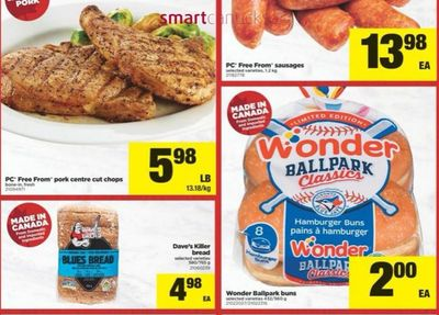 Real Canadian Superstore Ontario: Wonder Buns $1 After Coupon