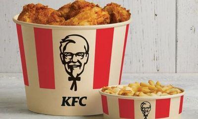 KFC goes Earth Conscious?