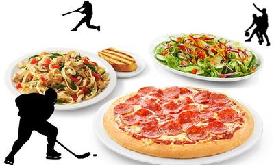 PLAY-OFF DEALS TO-GO at Boston Pizza