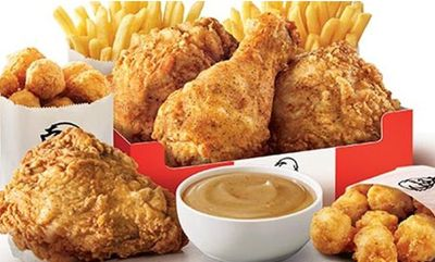 $10 Meal For 2 at KFC