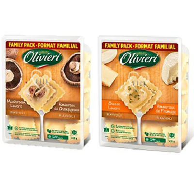 Save $2.00 on your next purchase of any OlivieriPasta or Sauce (any size or flavour)