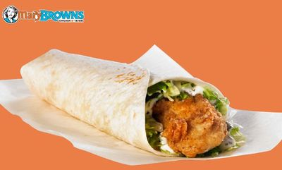 Chicken Snack Wrap at Mary Brown's