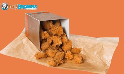Snack Chicken Pop-Ins at Mary Brown's