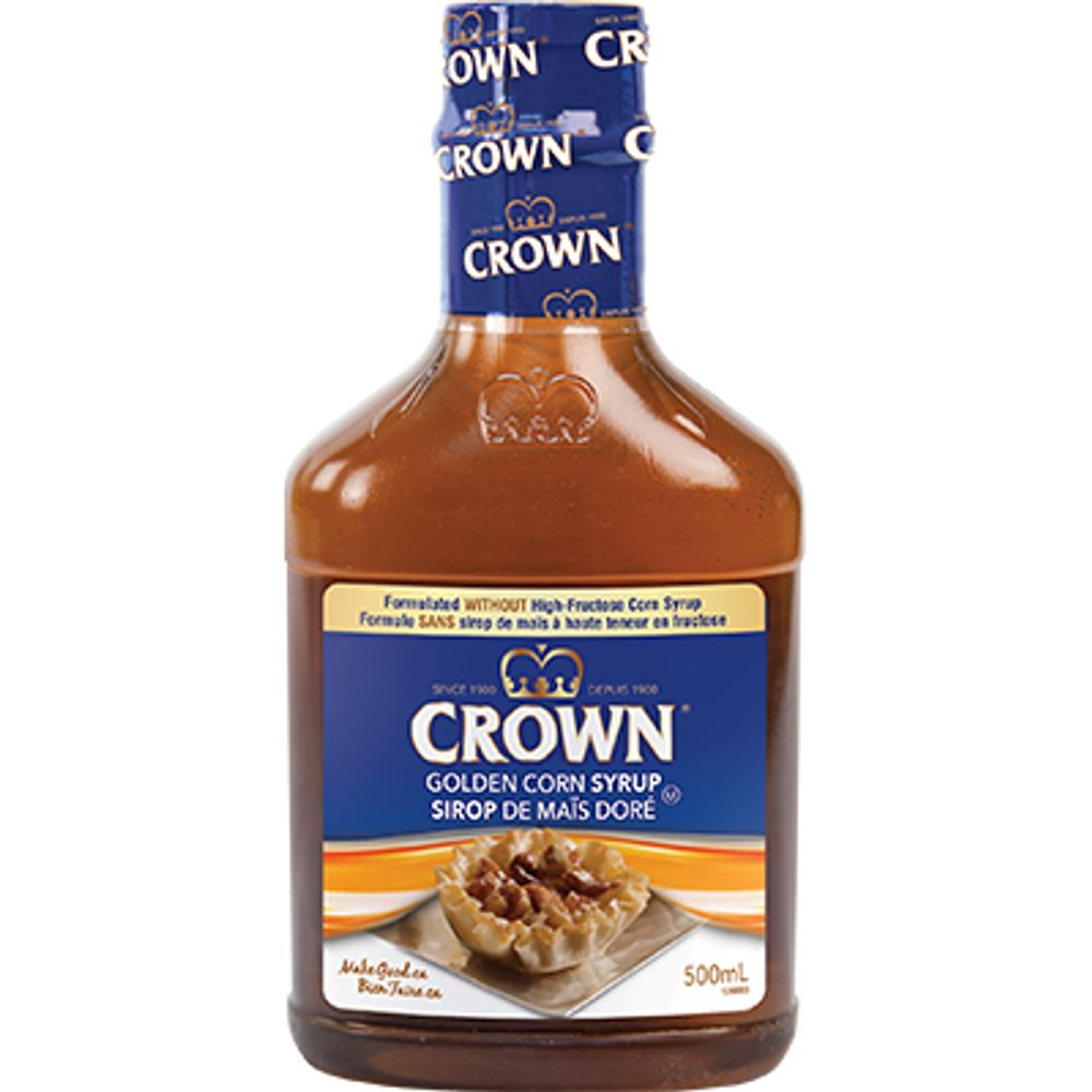 Save $ 1 on the purchase of one (1) 500 mL bottle of Crown Golden Corn Syrup